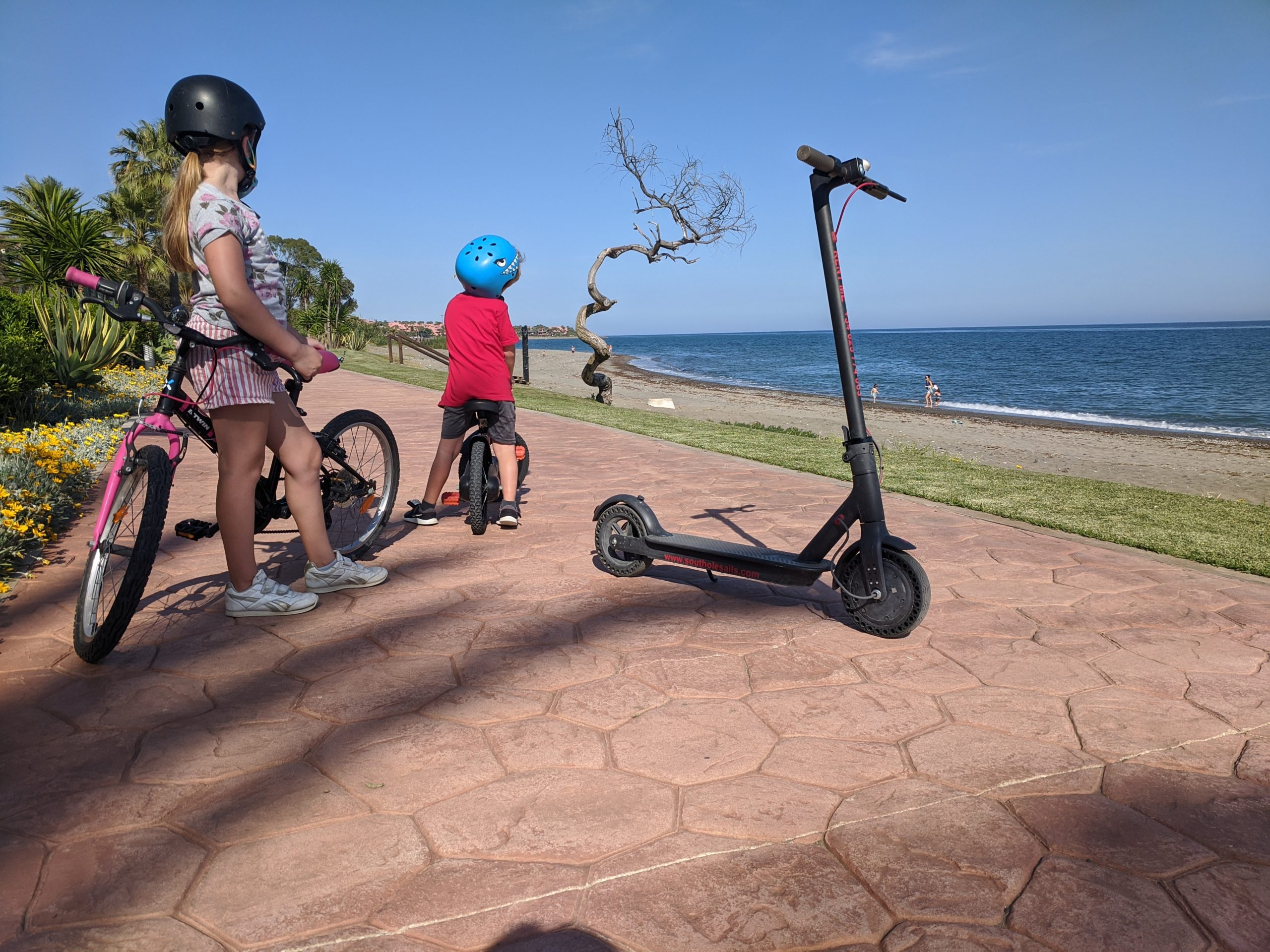 Estepona Scooter Tours